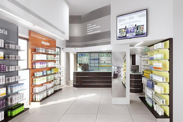 Rinnovo Farmacia Ponti Rossi Dott. Arciero