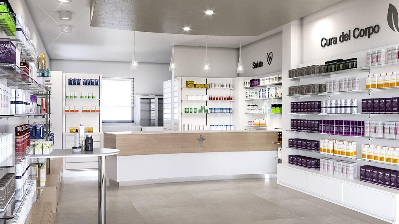 Restyling Farmacia Cali Palermo