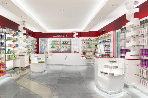 Arredamento Moderno Farmacia di Crenna Dottor Di Natale