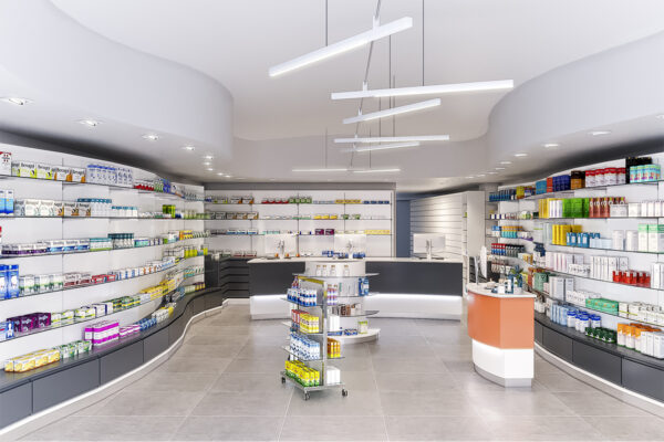 Rinnovo Arredamento Farmacia Guarnieri