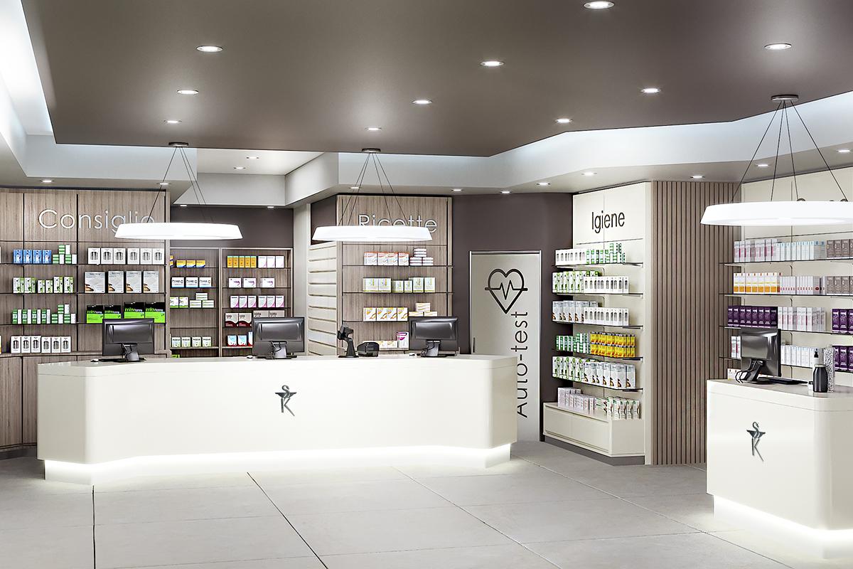 Nuova Apertura Arredamento Farmacia San Giuseppe Dott.ssa Morelli