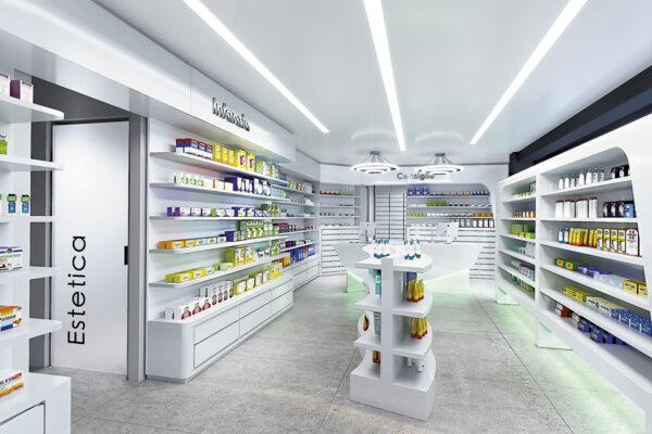 Nuova Apertura Arredamento Farmacia Benessere Dott.ssa Ranzini