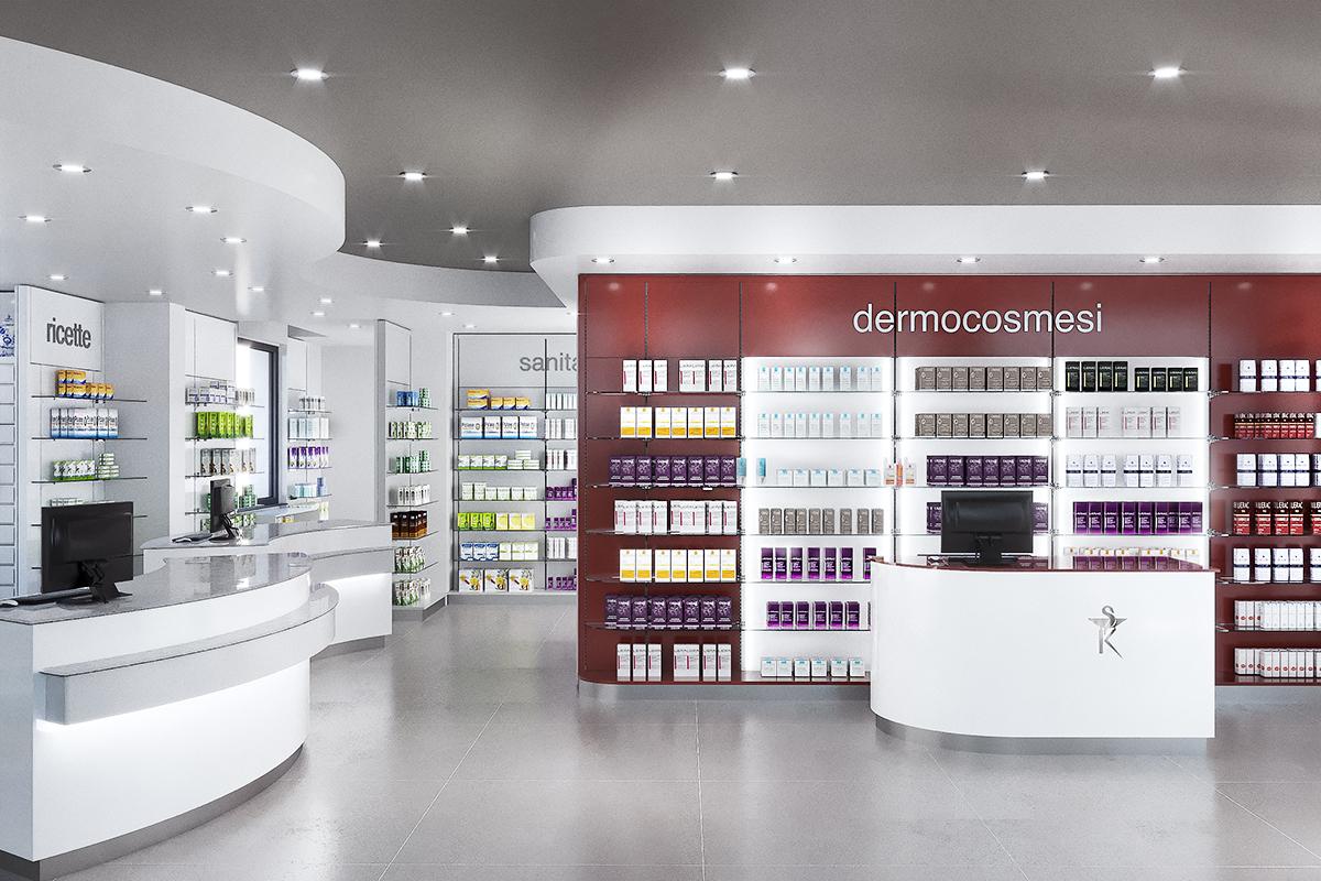 Nuova apertura Arredamento Farmacia San Sebastiano Dott. Schiazza