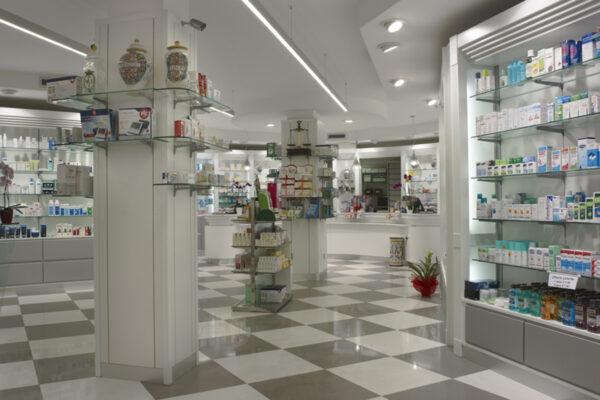 Ristrutturazione Farmacia Classica Dott. Provantini