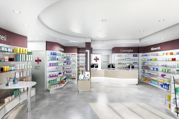 Progetto Nuova Apertura Farmacia Tivoli