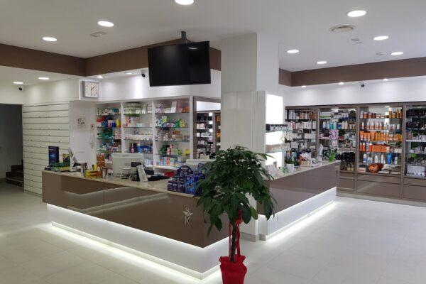 Rinnovo Farmacia Grimaldi Salerno