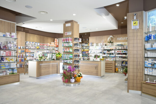 Rinnovo Arredamento Farmacia Baiamonti