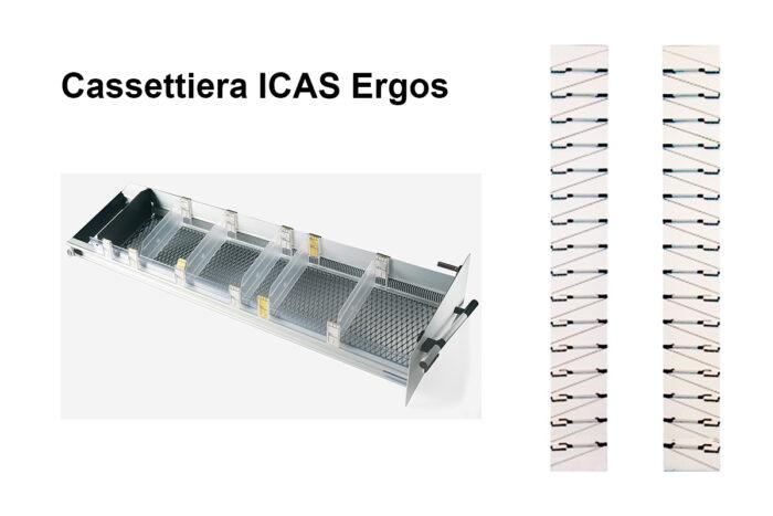 Cassettiera Ergos ICAS