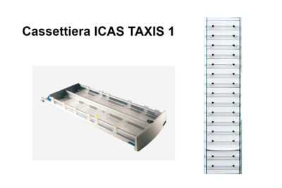 Cassettiera ICAS Taxis 1