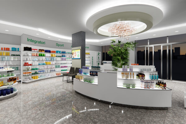 Nuovo Locale Farmacia Caltanissetta