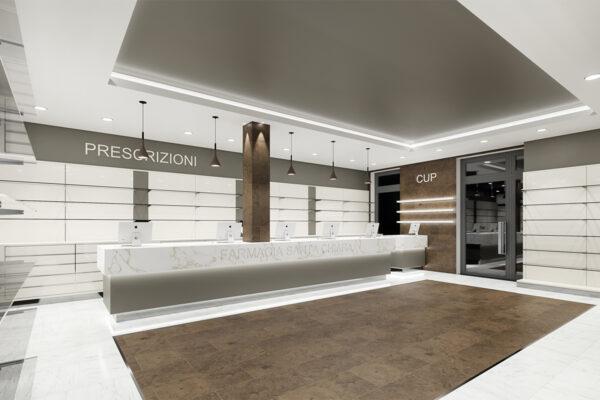 Rinnovo Arredamento Farmacia Modena