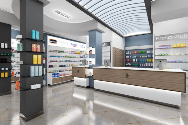 Rinnovo Farmacia Centrale Rimini