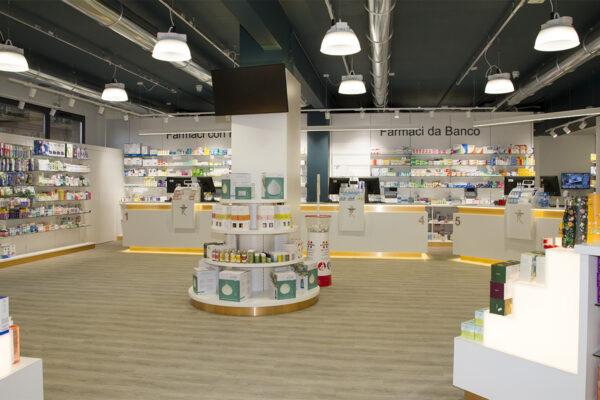 Ristrutturazione Farmacia Comunale Pesaro